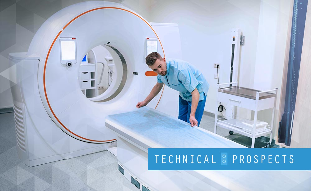 maintaining medical imaging beds tables